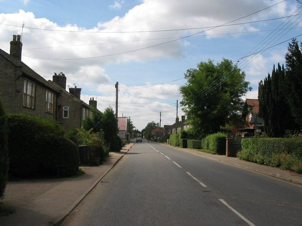 Ashfield Road, 2005