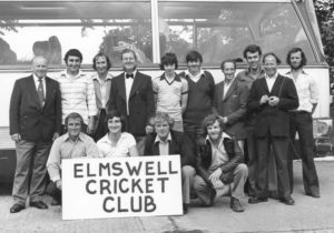 Elmswell Cricket Club Picture a