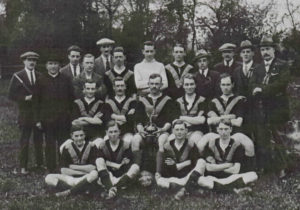 Elmswell Football Club, 1922-23