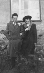 Bob married Maud during WW2
