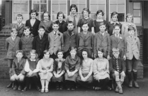 School, c.1928 (names provided)