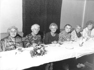 Betty and friends - what occasion?
