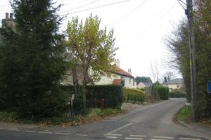 Hawk End Lane (south)