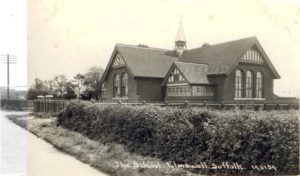 School, 1935 Elmswell Primary School: it was the worst thing that could happen to Elmswell when they demolished it in 1986; I went there, as did my brother, daughter, Mum, wife, her mum…