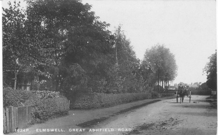 Ashfield Road