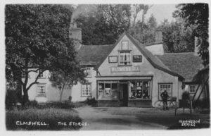 Stores (now PO), 1914