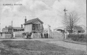 Station, 1905