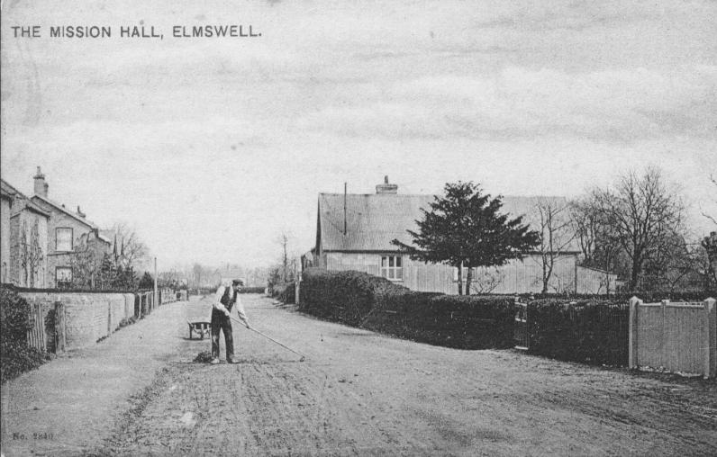 Ashfield Road Green Road, Mission Hall (