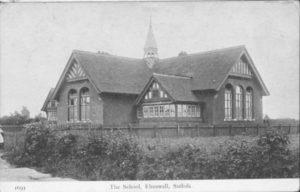 School, 1917