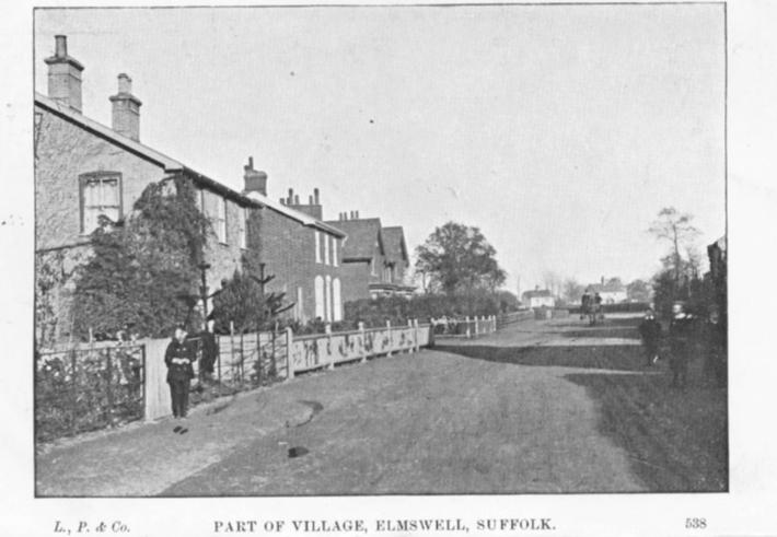 Ashfield Road, 1906