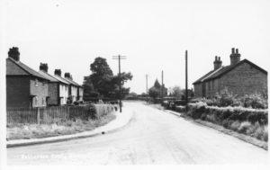 Cross St/Wetherden Road