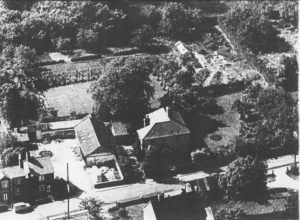 Roseacre and the blacksmithy