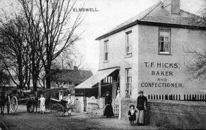 Baker's Shop, 1908