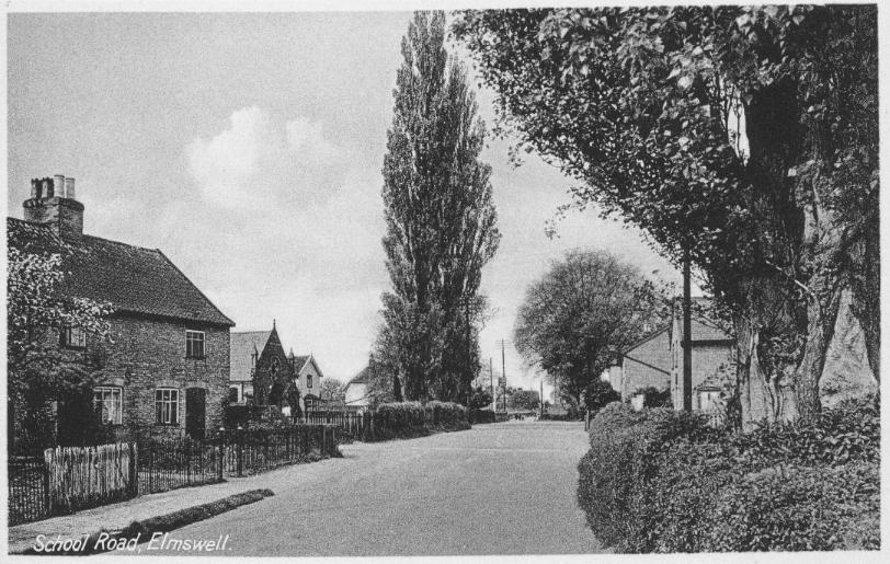 Rose Cottage, School Road
