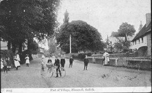 School Road 1911
