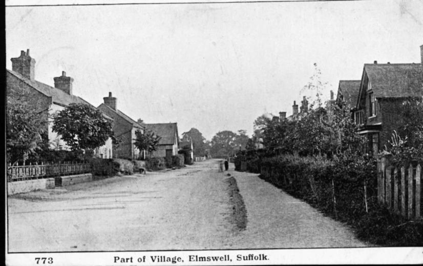 Ashfield Road 1907