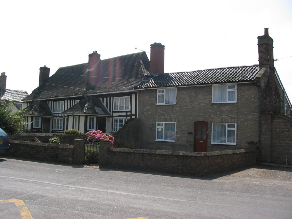 Tudor Cottages