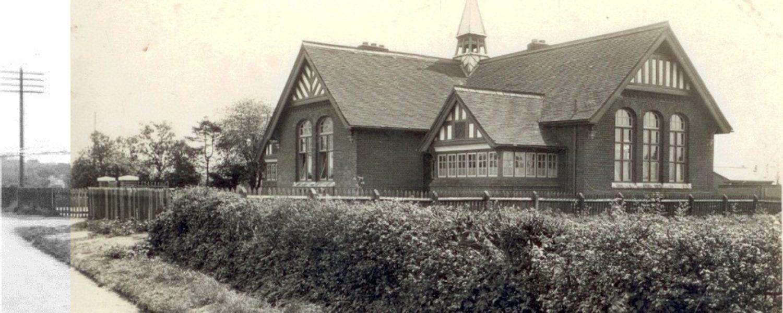 THEN The Old School, School Road