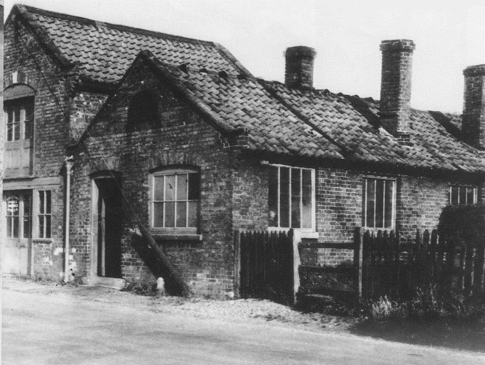Blacksmithy, Ashfield Road